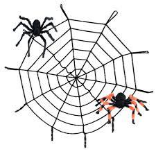 spooky halloween spider silhouette illustration halloween spider