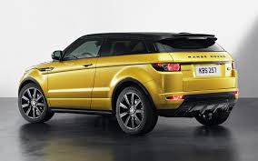 land rover evoque 2013 range rover evoque coupe sicilian yellow 2013 wallpapers and hd