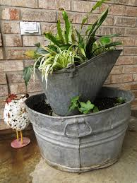 interior wash tub planters cnatrainingdotcom com