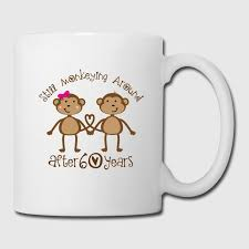 wedding gift mugs 60th wedding anniversary gift for couples mug spreadshirt