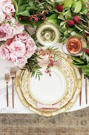 Fancy Place Setting 35 Diy Christmas Table Decorations And Settings Centerpieces