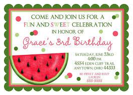 shark birthday invitations watermelon invitations birthday invitations summer fruit
