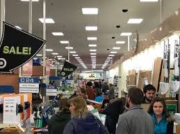 shoppers find deals after thanksgiving meals in run up to black