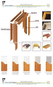 china factory design low price indian main door designs home