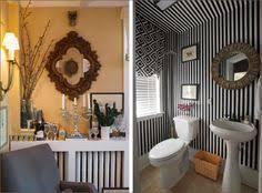 Striped Wallpaper Bathroom Black And White Striped Wallpaper Bedroom Google Search