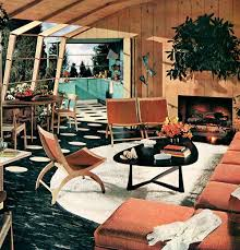 vintage home interior products 25 best 1950s decor ideas on 1950s house retro