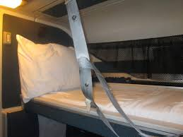 amtrak exhibit train superliner roomette bed upper b flickr