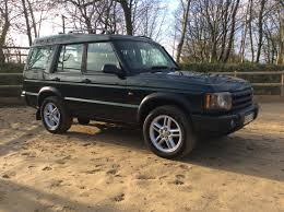 land rover discovery 2 td5 landmark pennant vehicles