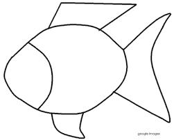rainbow fish clipart black and white clipartsgram com