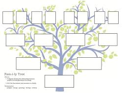 best 25 free family tree template ideas on family