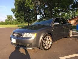 rare unmodified 2005 audi a4 3 0 ultrasport quattro sedan