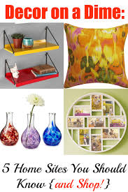 affordable sites for home goods looking fly on a dime
