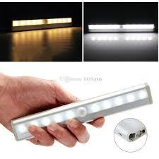 battery motion detector lights 2016 new 10 led ir infrared motion detector wireless sensor lighting