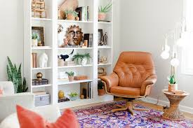 Bookshelf Styling How To Style Bookshelves Claire Brody Designs