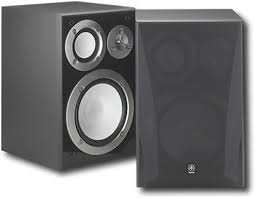 Refurbished Bookshelf Speakers Yamaha 8