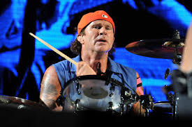Seeking Will Ferrell Chili Peppers Chad Smith Challenges Will Ferrell To Drum