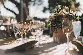 elegant backyard wedding the majestic vision