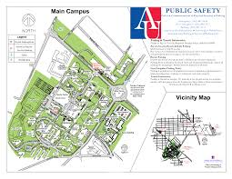 parking and traffic services public safety american university 10172017 parking map