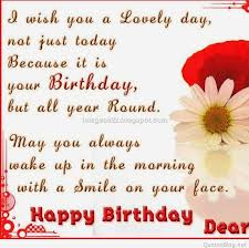 Wishing You A Happy Birthday Quotes Happy Birthday Quotes Sms And Messages Ideas