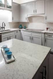 kitchen quartz countertops mesmerizing brown color kitchen quartz countertops features square