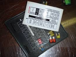 Which Fuse Is For The Streetfx Motorsport And Graphics U2013 Nissan 180sx Fuse Box English