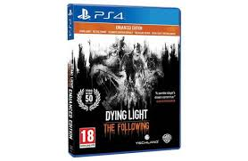 dying light ps4 game dying light enhanced edition ps4 game 5279678 argos price