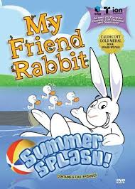 rabbit dvd my friend rabbit images my friend rabbit summer splash dvd