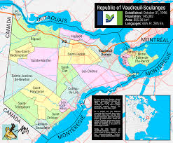Map Of Quebec The Strathconian Map Silo Alternate History Discussion
