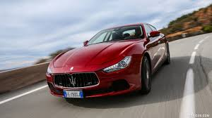 maserati ghibli red 2017 maserati ghibli sq4 sport package front hd wallpaper 9