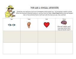 free social thinking download includes activities for expected