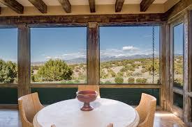 tour an elegant and sophisticated hacienda in santa fe art of