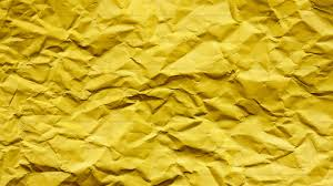 yellow yellow wrinkled paper texture full hd resolution 1920 x