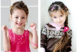 Simple And Cute Hairstyle by Ideas About Simple Kids Hairstyles Cute Hairstyles For Girls