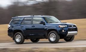 toyota new suv car 2016 toyota 4runner u2013 review u2013 car and driver