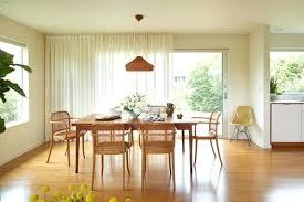 home interior image mid century dining room lighting mid century modern dining room