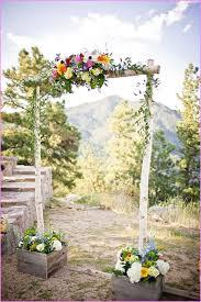 wedding arbor ideas decorated wedding arbors