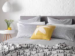 Duvet Store Cotton Blah Blah Bed Linen Designed By Donna Wilson For Secret