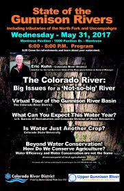 Climate In The Uncompahgre Watershed Uncompahgre Watershed Windy Gap Atm Report Lower Gunni Flows Jobs U0026 Grants