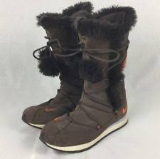 ebay womens winter boots size 9 nike winter zip boots for ebay