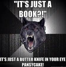Meme Insanity Wolf - ha see no one but the fandom will get this the true fandom who have