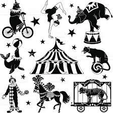 circus characters stock vector art 165761352 istock
