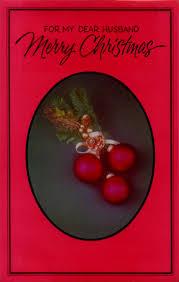 merry christmas to my husband christmas cards