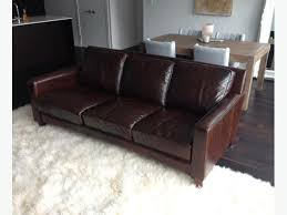 Yrban Barn Urban Barn Preston Leather Sofa Victoria City Victoria