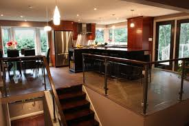 split level kitchen ideas heatherhill kitchen contemporary kitchen toronto by