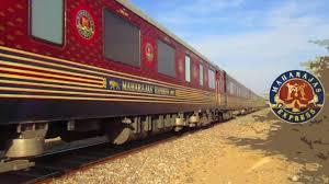 world u0027s most luxurious train speeding with alco the maharajas