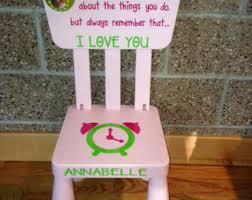 kids u0027 desks tables u0026 chairs etsy