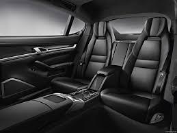 porsche panamera wheelbase 2014 porsche panamera turbo s wheelbase interior rear seats