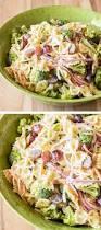 Pasta Salad Recipies by Broccoli Grape Pasta Salad The Wholesome Dish