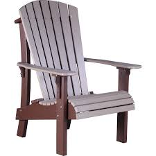Recycled Plastic Furniture Luxcraft Recycled Plastic Royal Adirondack Chair Rocking Furniture