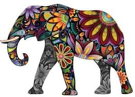 home decorators elephant her 32 best elephant art images on pinterest elephant art elephants